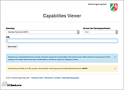 Screenshot Capabilities Viewer